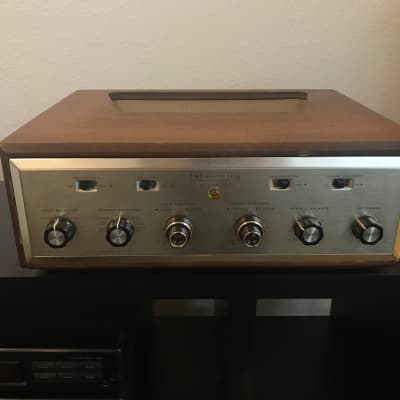 Fully Rebuilt Dynaco Stereo 120 Amplifier, New Boards | Reverb