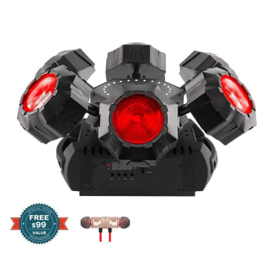 Chauvet DJ Helicopter Q6 Rotating Multi-Effects Light includes Free Wi