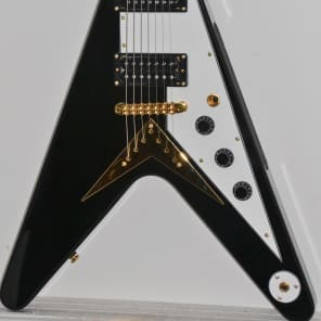 Epiphone Flying V 7-string Ebony