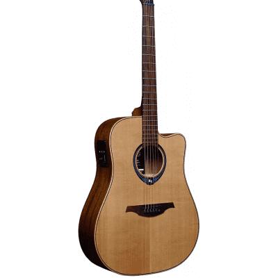 Lag THV10DCE HyVibe Tramontane Smart Guitar