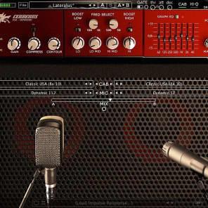 Kuassa Cerberus Bass Amp