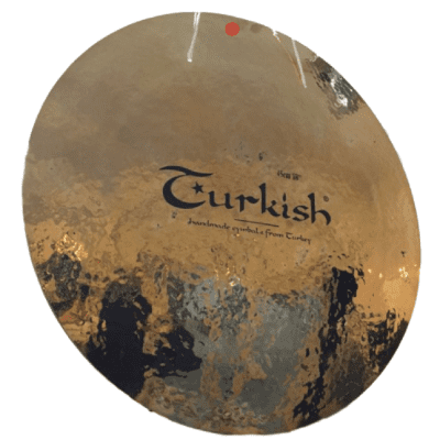 """Turkish Cymbals 18"""" Traditional Brilliant Gong GBR18"""