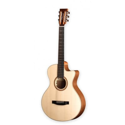 Lakewood A-14 CP 2018 Natural AAA Spruce for sale