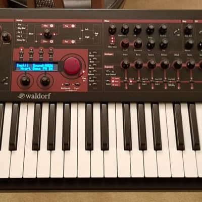 Waldorf Q Synthesizer Phoenix Edition