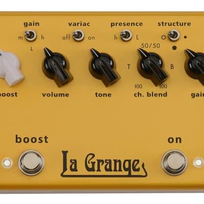 "Bogner La Grange ""Plexi"" Amplifier Emulator Guitar Effects Pedal"