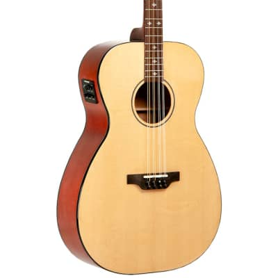 Gold Tone BZ-1000 Guitar-Bodied Bouzouki Mandolin with Case