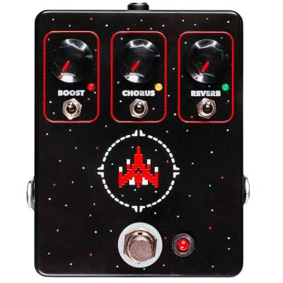 JHS Space Commander Boost, Chorus, and Reverb for sale