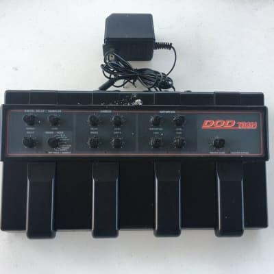 DOD TR3M Metal Digital Delay Sampler Chorus Distortion Rare Multi Effects Pedal for sale