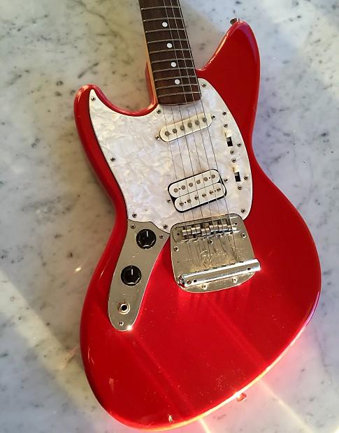 1996 Fender Jagstang 50th Anniversary Left Handed Lefty Rare Reverb