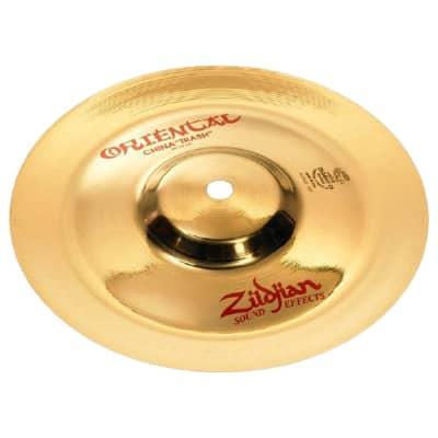 "Zildjian A0610  FX Oriental 10"" China ""Trash"" Cymbal"