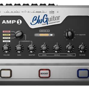 BluGuitar Amp1 100-Watt Nanotube Pedalboard Guitar Amp with Remote1 Footswitch