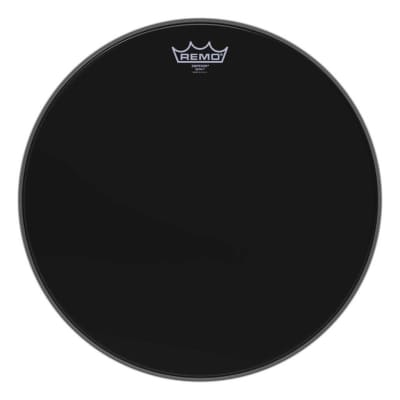 "Remo 16"" Ebony Emporer Batter Head"