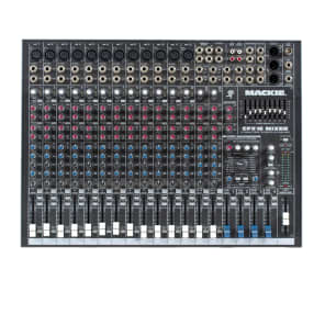 Mackie CFX16 16-Channel Compact Integrated Live Sound Reinforcement Mixer