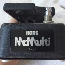 Korg Mr. Multi FK-2 70's Black