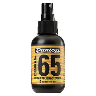 Dunlop Formula No 65 Guitar Polish & Cleaner 4 oz