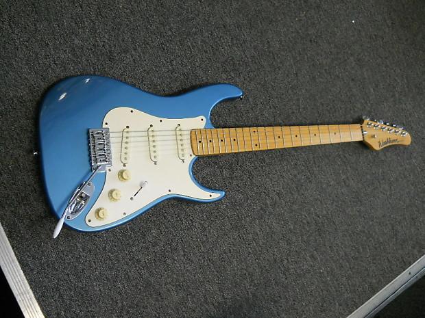 Washburn Mercury Series Mg230 Strat Style Electric Guitar