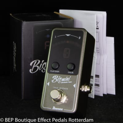 Ibanez Chromatic Tuner Mini made in Japan