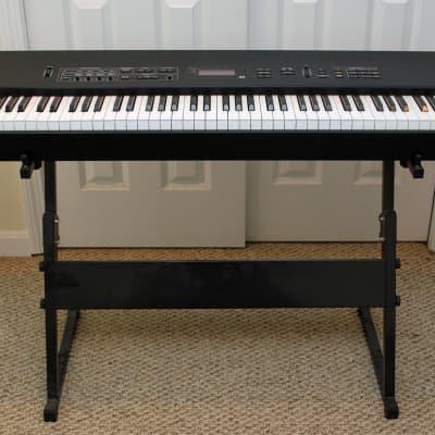 Korg N1 Synthesizer Keyboard MIDI Workstation - Free Shipping - 88 Key Digital Piano