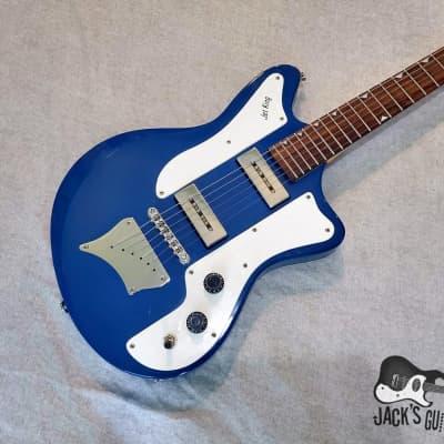 Ibanez Jet King JTK30 Electric Guitar (2000s, Deep Blue) for sale