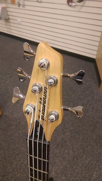 washburn 5 string electric bass guitar with hard case xb500 reverb. Black Bedroom Furniture Sets. Home Design Ideas