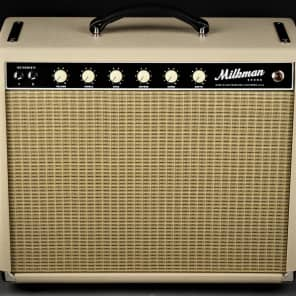 "Milkman Creamer 20-Watt 1x12"" Guitar Combo with Alnico Cream Speaker"