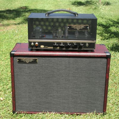7 Watt JCM 800 Style Carl's Custom Amps British Custom 7 FX Loop Hand wired  Video Demo! for sale