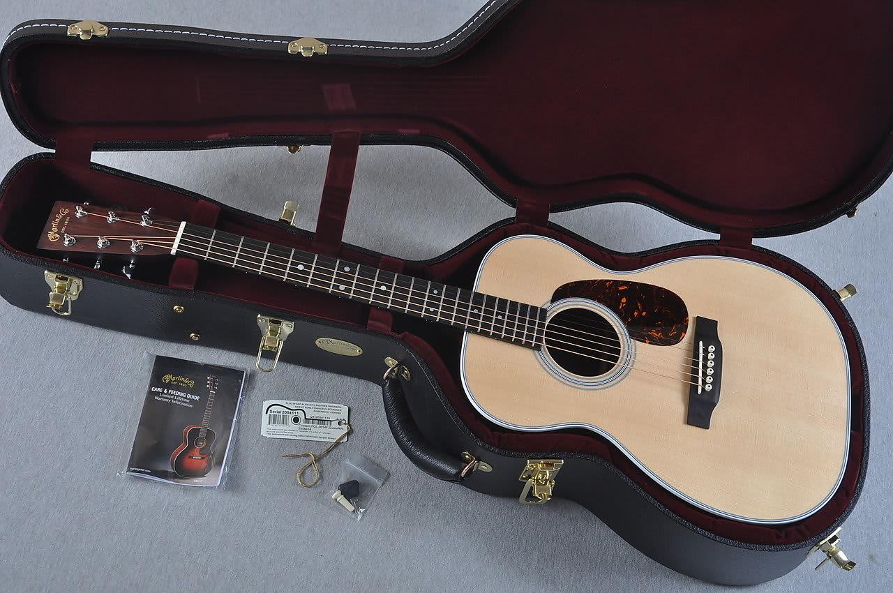 martin custom shop 00 28 guatemalan acoustic guitar 2054111 reverb. Black Bedroom Furniture Sets. Home Design Ideas