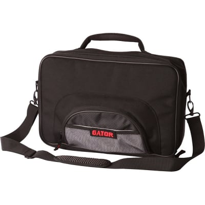 Gator G-MULTIFX-1510 Padded Carry Bag for Guitar Multi-Effects Pedals