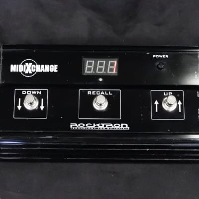 Rocktron Midi Xchange Foot Controller for sale