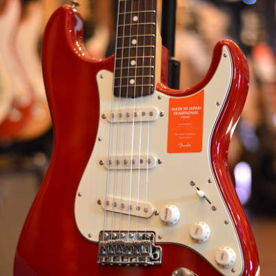 Fender Traditional 60's Stratocaster 2018 Torino Red for sale