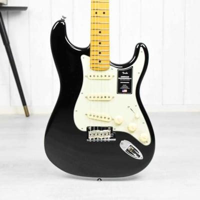 Fender American Professional II Stratocaster MN 2021 Black
