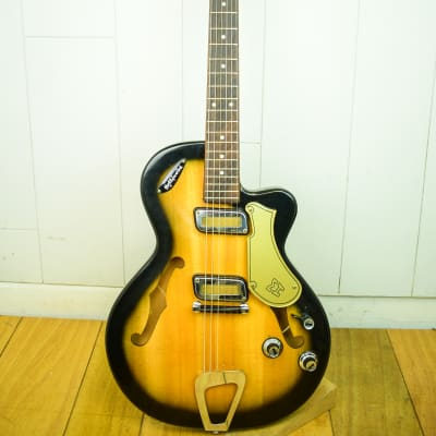 Meazzi Sceptre Hollywood 1960's Sunburst for sale