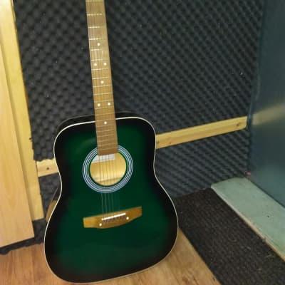 Trembita 7 string Acoustic Guitar for sale