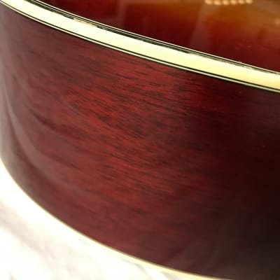 Takamine Pt 106 Acoustic Electric Guitar 1994 Cherry