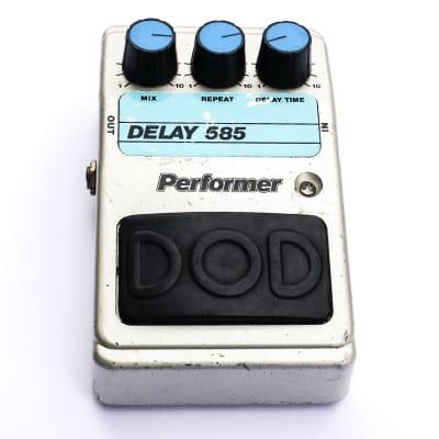 DOD Performer Delay 585