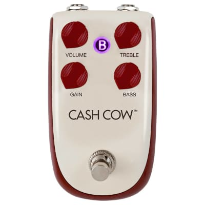 Danelectro BC-1 Cash Cow Overdrive Effects Pedal