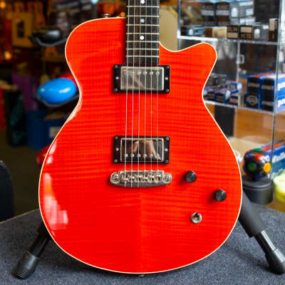 Grez Guitars Compact Club 2015 Red for sale