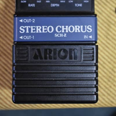 Used Arion SCH-Z Stereo Chorus for sale