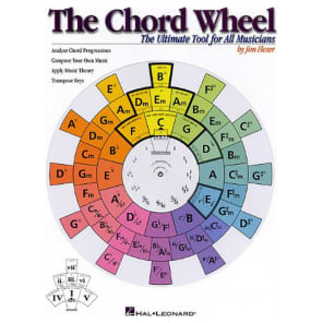 Hal Leonard The Chord Wheel: The Ultimate Tool for All Musicians