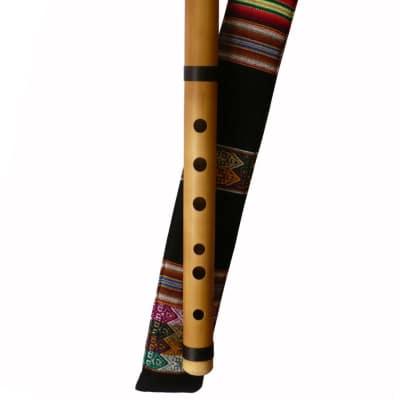 Professional Ramos quenacho flute in C (Do) + CASE