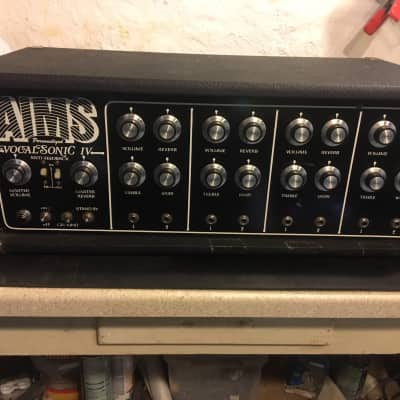 Aims Vt-100 6550 Vintage Tube Amplifier Head Serviced & Ready VIDEO for sale