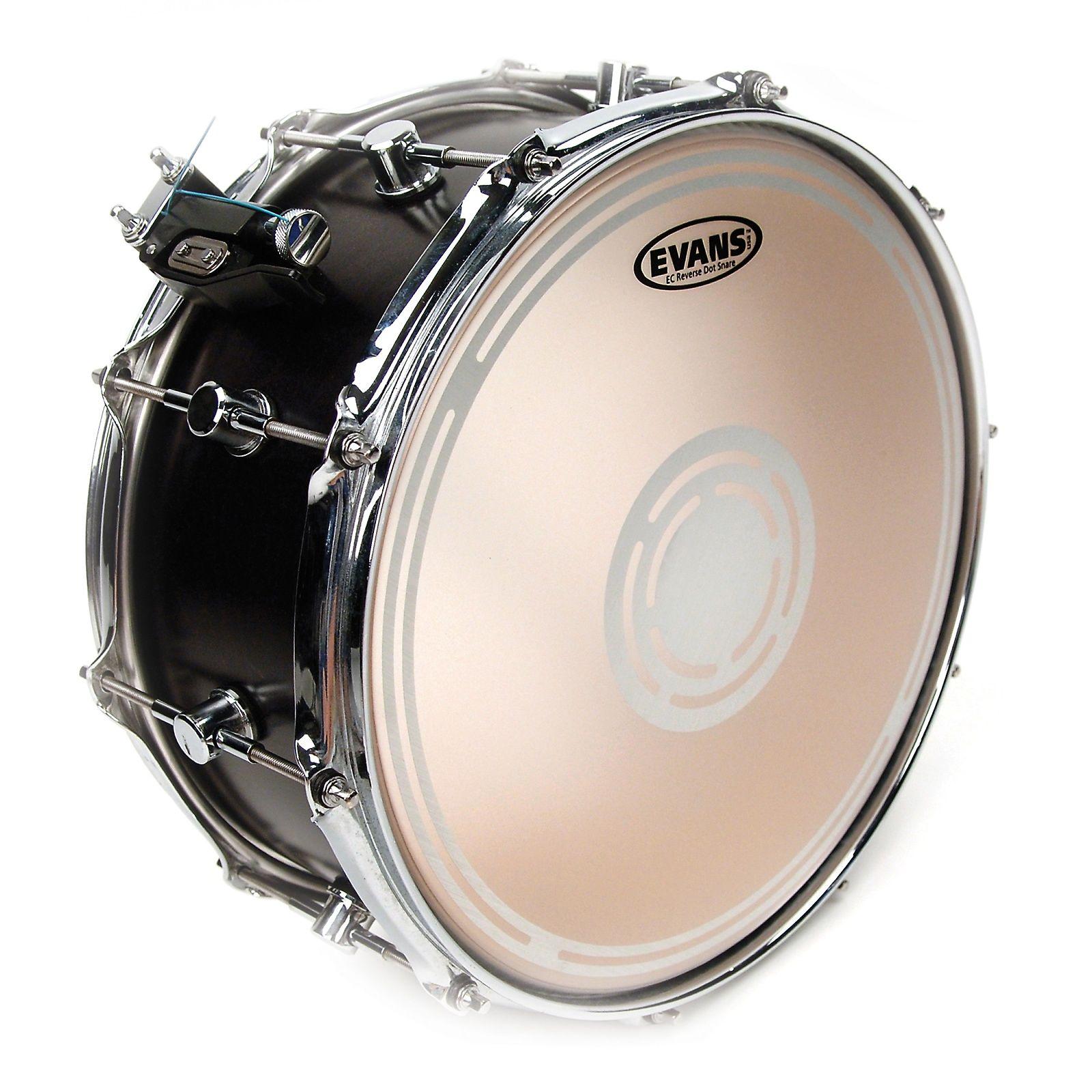 evans b13ec1rd ec1 reverse dot snare batter drum head reverb. Black Bedroom Furniture Sets. Home Design Ideas