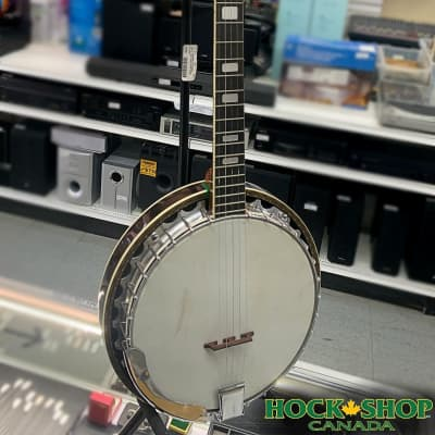 Aria Vintage 5-String Eagle Banjo for sale