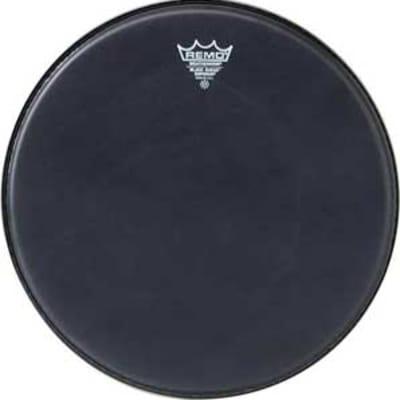 """Remo Emperor Black Suede Drum Head 10"""""""