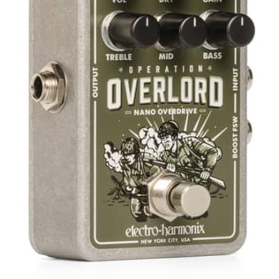 Electro-Harmonix Nano Operation Overlord Stereo Overdrive