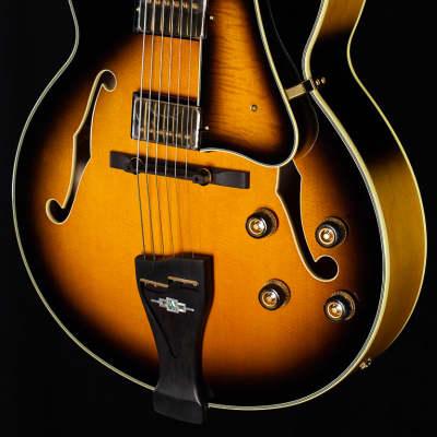 Ibanez LGB300VYS George Benson Signature Vintage Yellow Sunburst (056)