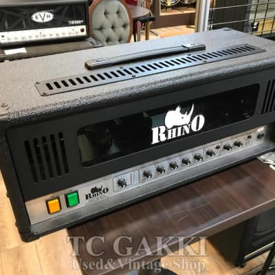 Rhino Blackstar Yjm 50 Yngwie J Malmsteen Signature Model for sale