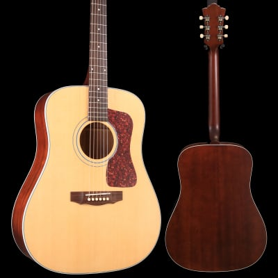 Guild D-40 Natural w/ Hard Case S/N C192913 3 lbs, 15.2 oz for sale
