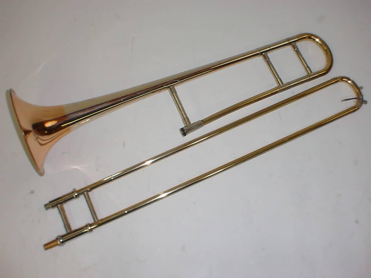 vintage trombone for sale