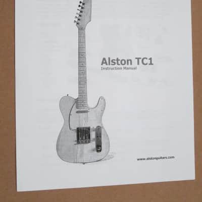 [DIAGRAM_1JK]  Alston DIY-Telecaster Electric Guitar Kit -Build Your Own | Reverb | Alston Guitars Kit Wiring Diagram |  | Reverb